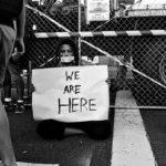 RhodesMustFall protester