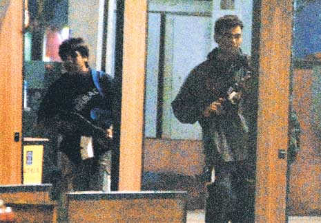 Mumbai terrorists