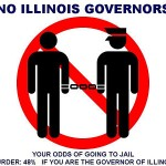 Corruption in Illinois poster