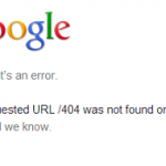 404 page message