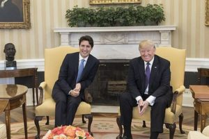 Trump and Trudeau_2017