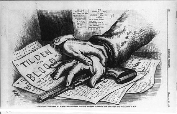 tilden_or_blood_cartoon 1876