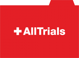 Alltrials logo transparent background