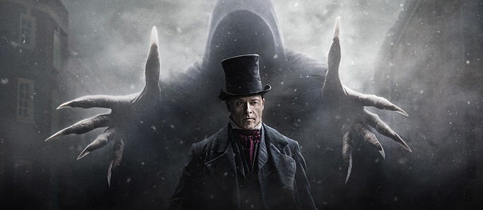 BBC-FX poster for A Christmas Carol