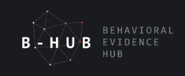 Behavioral Evidence Hub Seeks to Link Research With Solutions