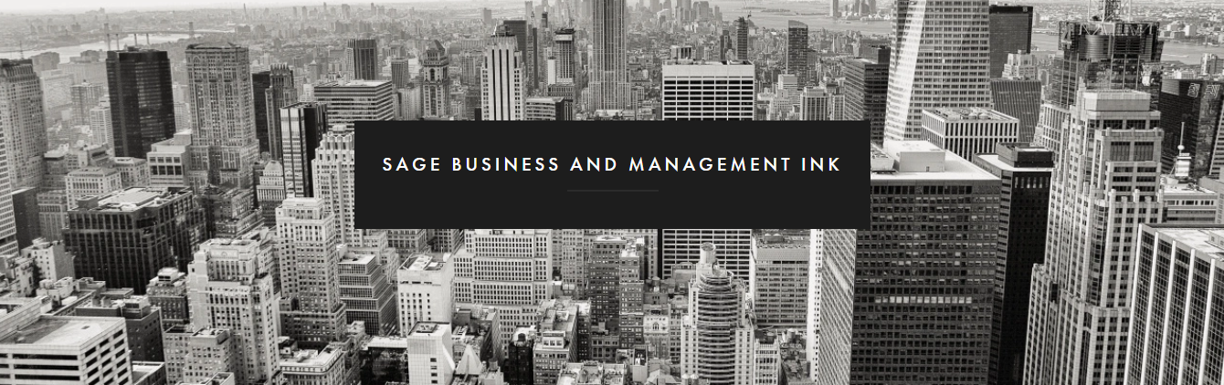 Business and Management INK header