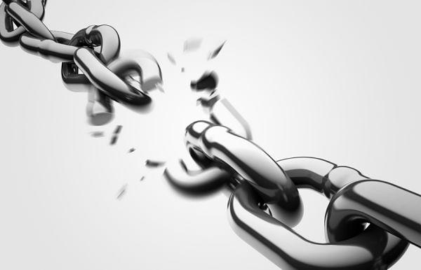 Beaking chain