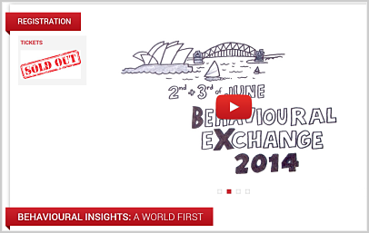 Behavioural Exchange 2014