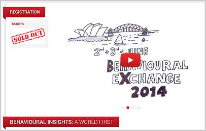 Behavioural Exchange 2014