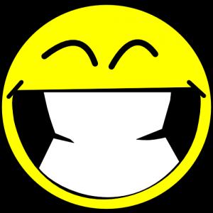 Smile omoticon