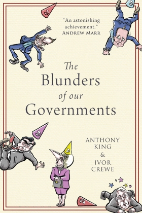 Blunders of our Government book cover