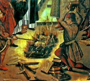 Book burning of Cathar texts_opt