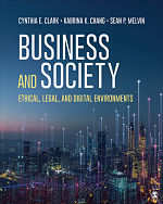 Business and Society book cover