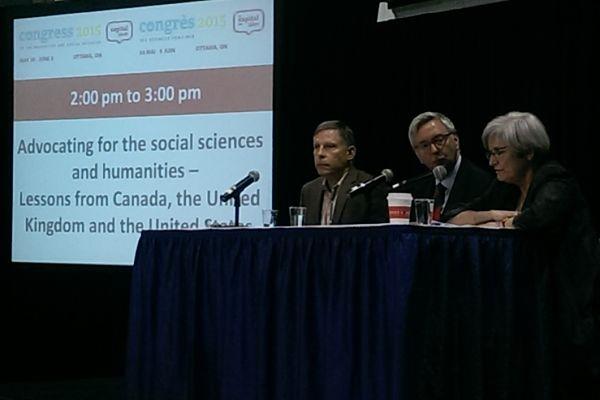 CFHSS advocacy panel