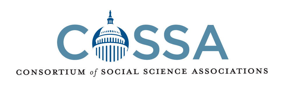 This article was drawn from the Washington Update newsletter of the Consortium of Social Science Agencies.