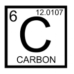 Carbon symbol
