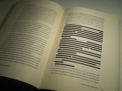 Censored book