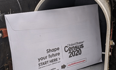 census in mailbox