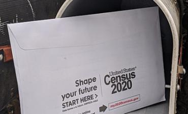 census in mailbox