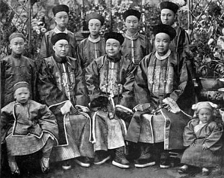 Chinese Mandarins