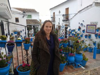 Chloe Place in Andalusia