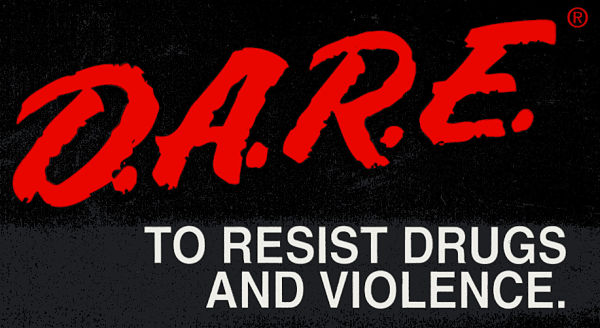 Original DARE logo