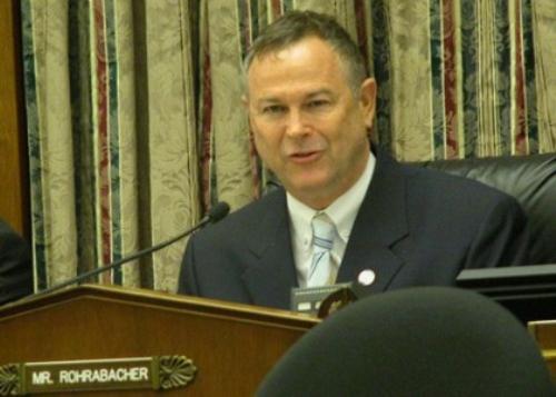 Rep. Dana Rohrabacher