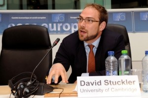 David Stuckler