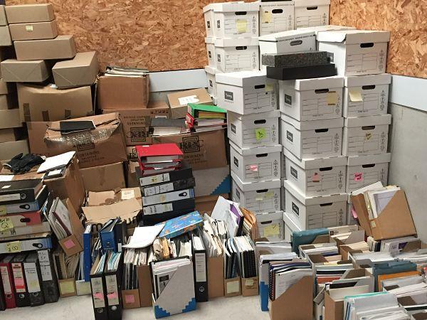 David's archive