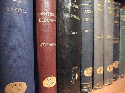Old Economics Textbooks