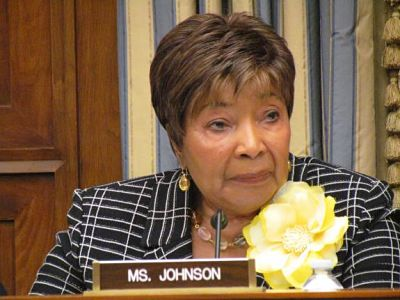 Eddie Bernice Johnson of Texas, the ranking Deocrat on the House Science panel, intriduced a substtute to the 'anti-science' HR 1806, but her bill is not expected to advance.
