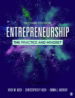 Entrepreneurship book cover