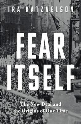 Fear Itself book jacket