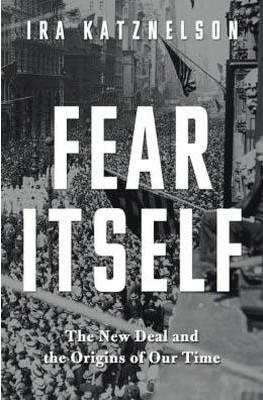 Fear Itself book jacket