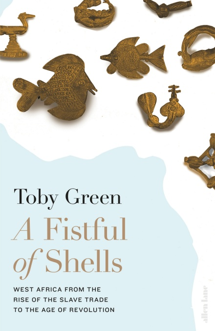 Cover of Fistful of Shells