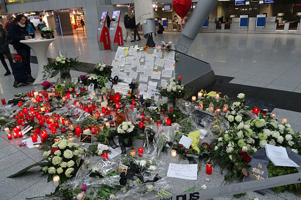 Germanwings memorial