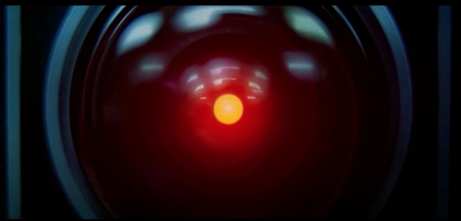 HAL 9000 light