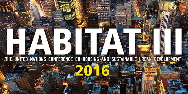 Will Habitat III Really Update the Urban Agenda?