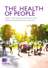 Health of People report cover