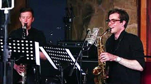 Immix Quartet performing