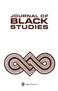 Cover of the Journal of Black Studies