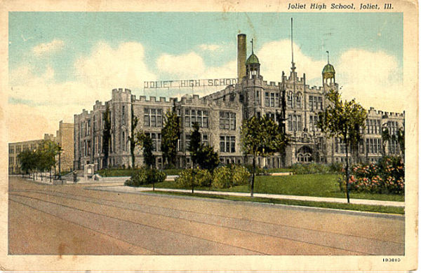 Joliet Junior College postcard_opt