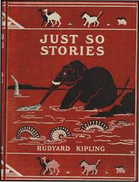Cover of just-so stories colection