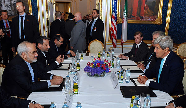 Kerry and Zarif meet on Iran's nuclear program