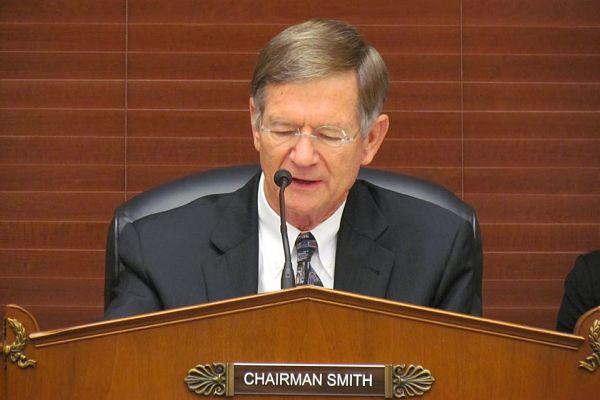 Rep Lamar Smith