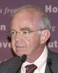 Martin Anderson (Photo: Steve Gladfelter/Hoover Institution)
