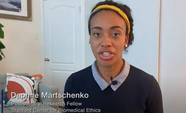 Daphne Martschenko on video