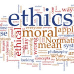 Ethics word cloud by Teodoraturovic