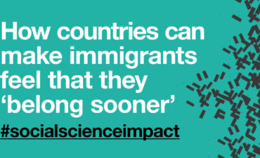 Impact banner - immigrant belonging