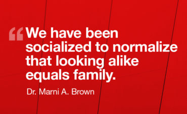 Marni Brown quote